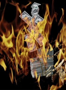 15.10.21 money on fire