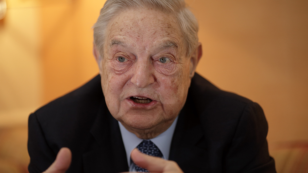 The mainstream press has completely ignored the leak of thousands of eye-opening documents that expose Soros' far-flung efforts to push his leftist views in the U.S. and abroad.  (Jiri Rezac/Polaris/Newscom)