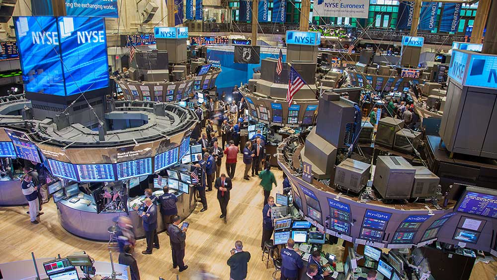 Image result for stock market place