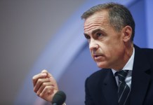 Bank of England leave interest rates unchanged