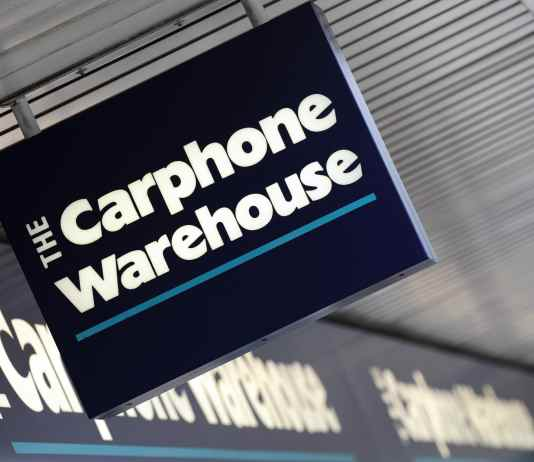Carphone Warehouse to close 92 stores