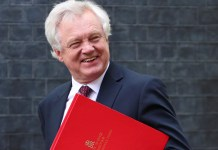 David Davis quits as Brexit Secretary