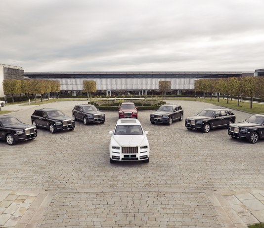 First Rolls Royce Cullinans released in UK