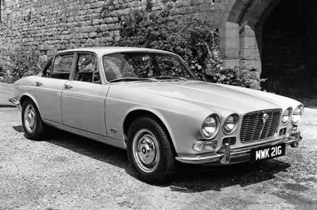 1968 Jaguar XJ6 Series 1