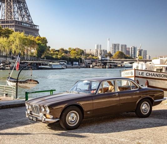 Jaguar XJ 50 years old