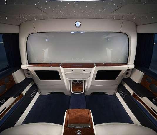 Rolls Royce Phantom luxury privacy