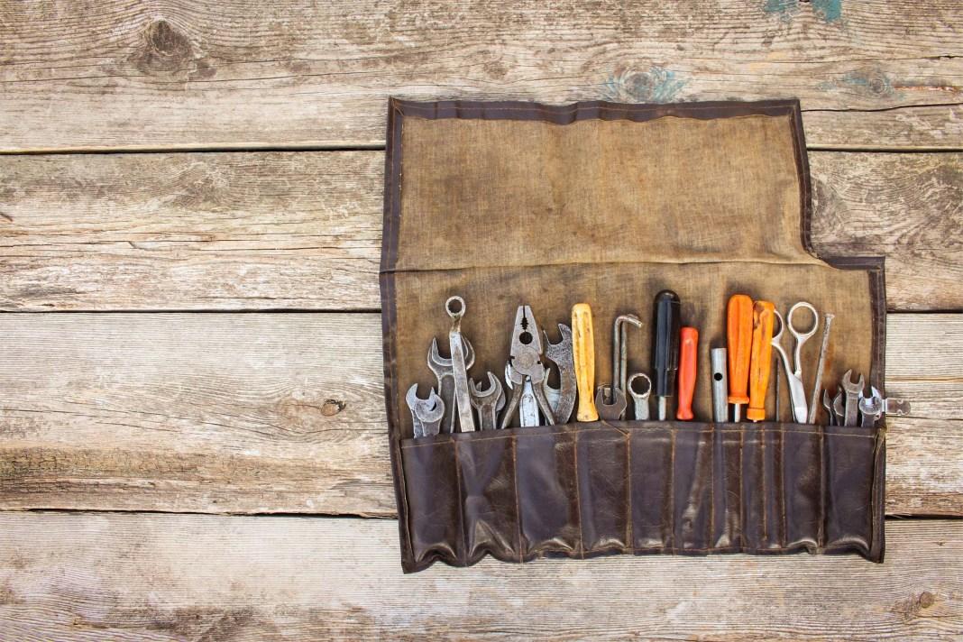 Ferrari tool kit sells for over £19,000