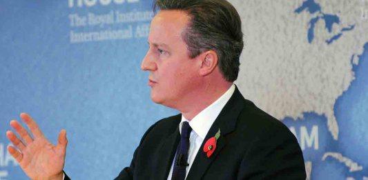 David Cameron has no regrets