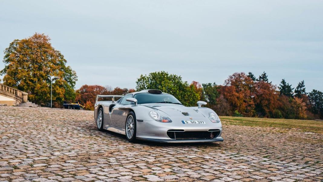 Porsche GT1 Strassenversion