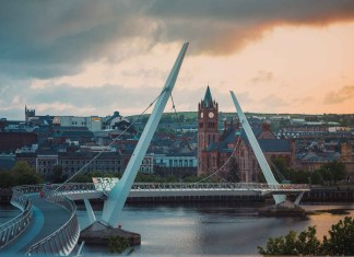 Northern Ireland recorded the strongest growth in 2018