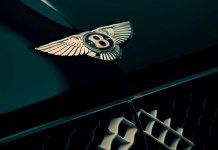 Bentley's Centenary Car