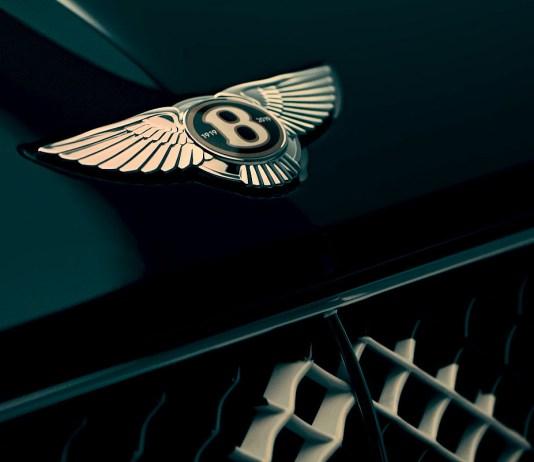 Bentley's Centenary Car