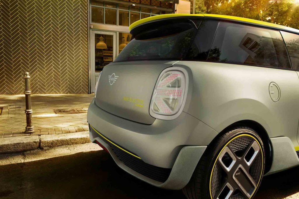 MINI Electric Concept rear