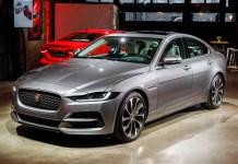 New Jaguar XE unveiled