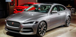New Jaguar XE unveiled