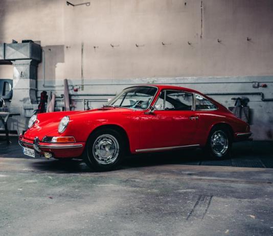 Top 5 Porsche seat designs