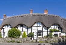 Top 10 towns for £1m homes