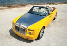 2008 Rolls Royce Phantom Drophead Coupe Bijan