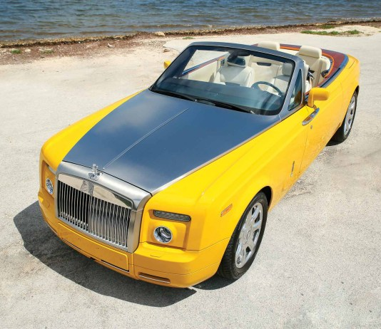 2008 Rolls Royce Phantom Drophead Coupe Bijan