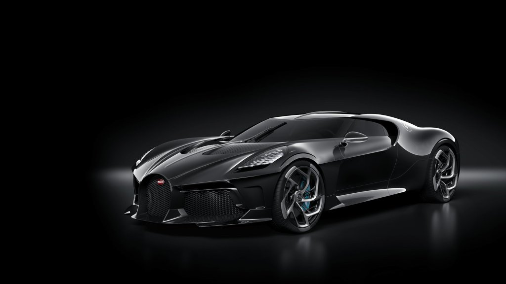 The most expensive new car ever sold