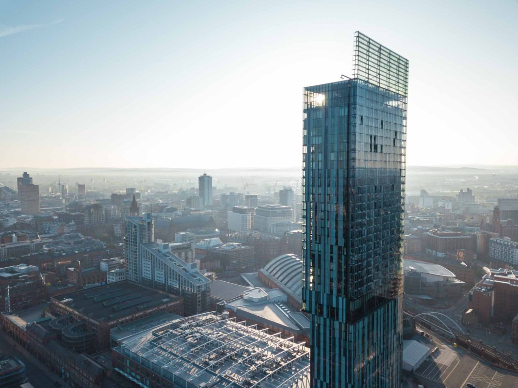 Manchester house prices rise 17% since Brexit
