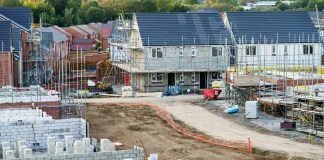 Construction declines for first time in 11 months