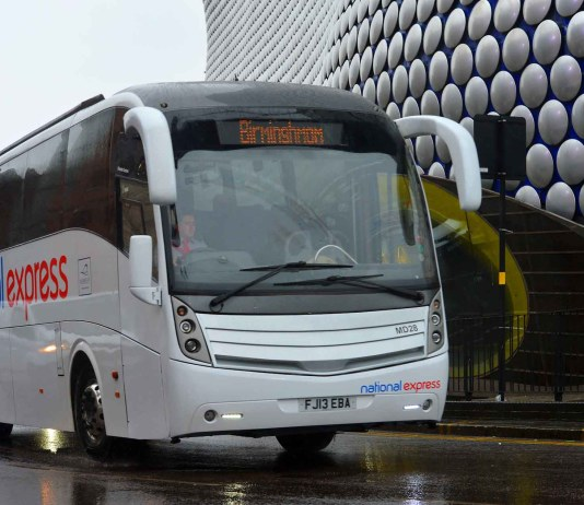 National Express buys 60% stake in WeDriveU