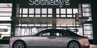 Bespoke Phantom to Be Sold with Sotheby's