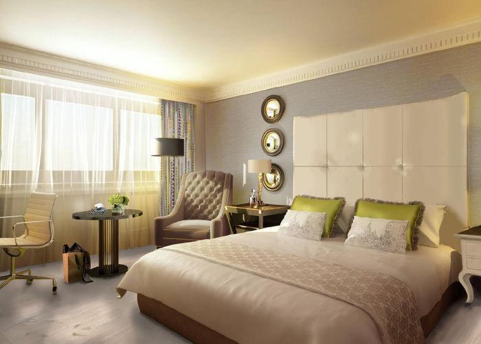 Luxury En Suite Apartment Chelsea Court Place
