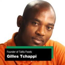 Headshot of Gilles Tchappi, Founder of Taltis Foods