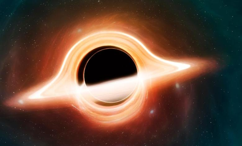 Black Hole Discovered near Earth