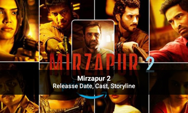 mirzapur season 2 trailer amazon prime