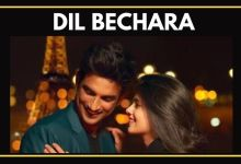 Photo of Law student Want to Cancel Releasing of Sushant Singh Rajput's film Dil Bechara
