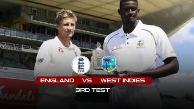 Photo of Cricket News 2020: England vs West Indies 3rd Test Match Preview, Dream 11 Team Prediction