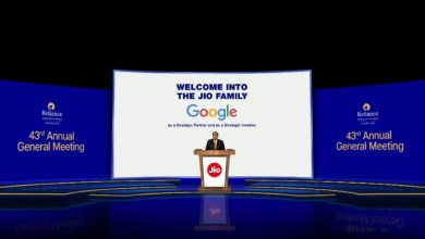 Photo of Google to invest Rs 33,737 Crore in Jio and company will bring 5G Service