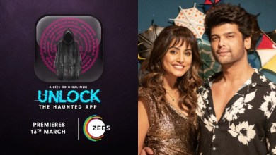 Photo of Zee5 Unlock: The Haunted App Movie Review: Hina khan Impress again