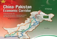what is cpec project in pakistan