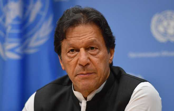 Pakistan PM Imran Khan Cloth Statement