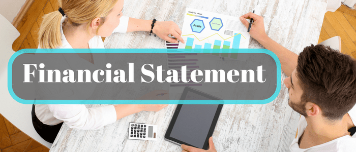 What is Financial Statement of a Company ?