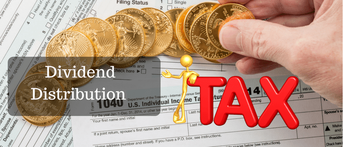 Dividend Distribution Tax Under Section 115O