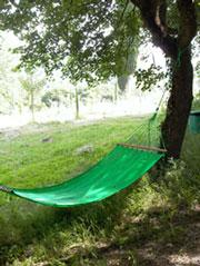アグリツーリズモの庭