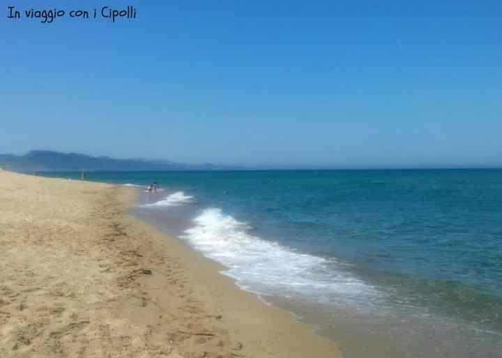 Spiaggia Li Junchi Sardegna