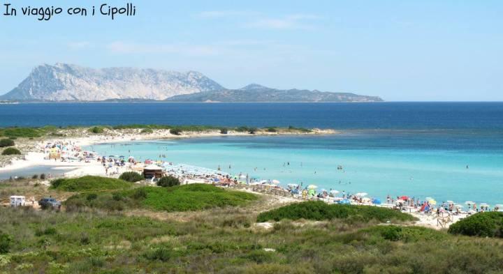 Spiaggi Isuledda Sardegna