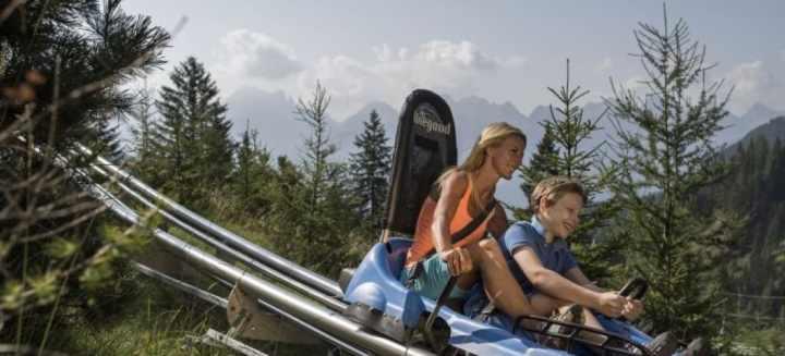 Alpine Coaster Latemar Montagnanimata