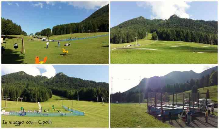 Presolana Donico in estate
