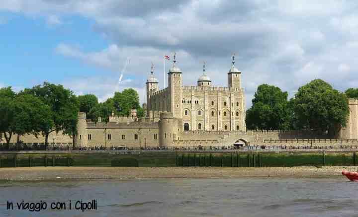 Viaggio a Londra Tower of London