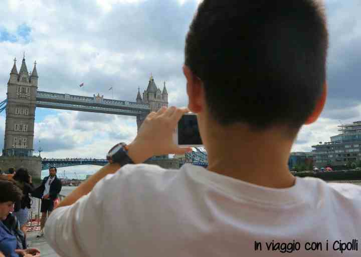 Viaggi a Londra Tower Bridge