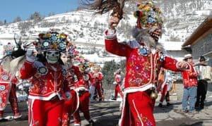 Carnevale 2018 Valle Aosta