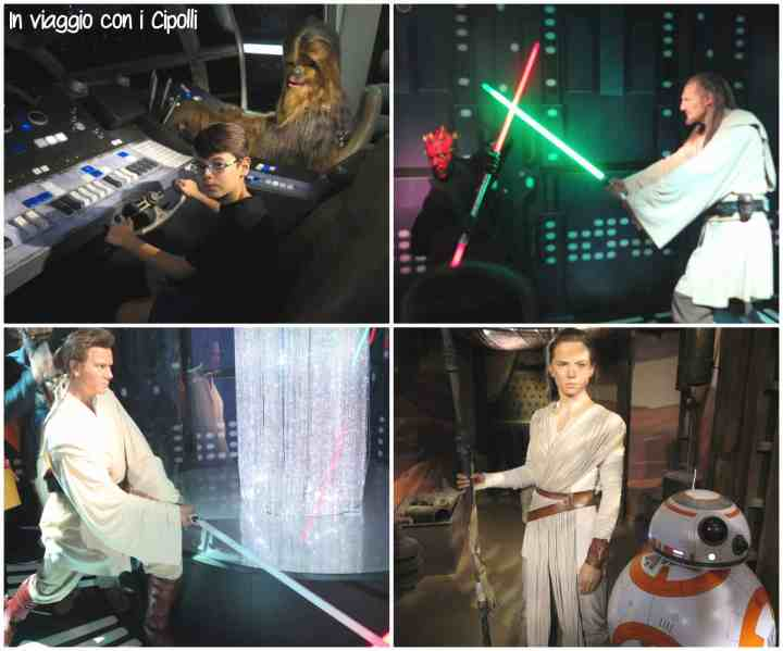 Madame Tussauds Star Wars