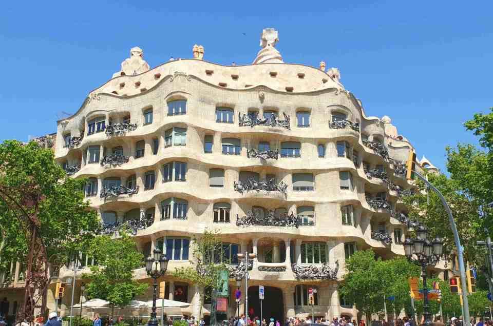 La Pedrera Barcellona